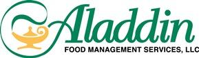 Aladin Foods Logo photo credit: http://www.mvixusa.com/aladdin-adopts-mvix-digital-signage-platform-to-enhance-its-food-service-operations/
