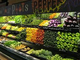 Whole Foods Vegetable section PhotoCredit: BerkelySide.com