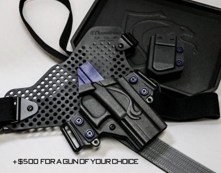 gun giveaway by matchpoint usa and kobra kydex