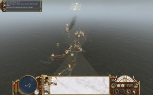 Empire: Total War - We are sinking, we are sinking