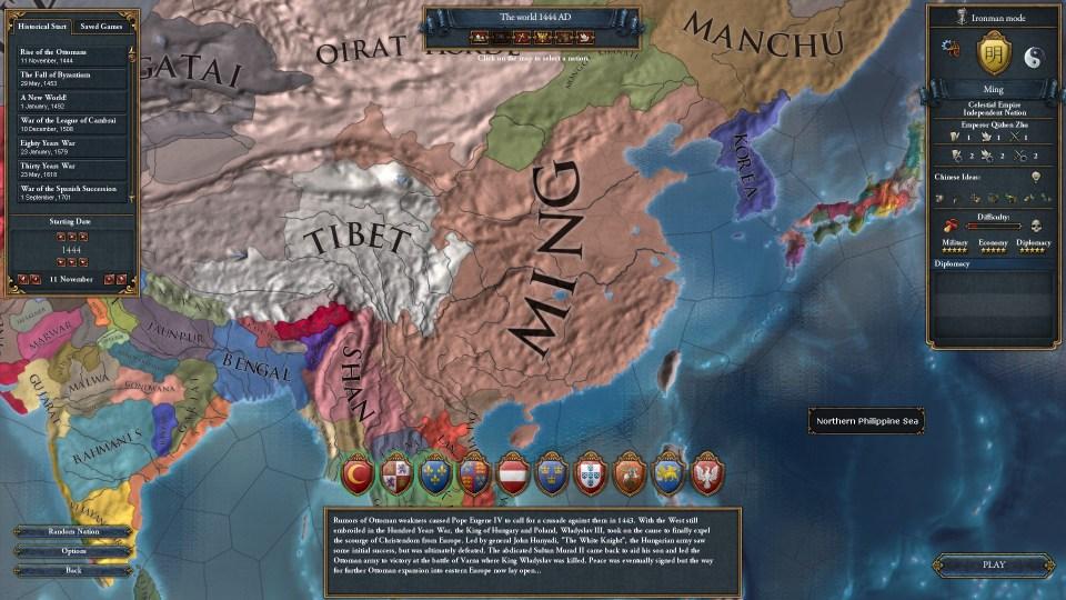 Eu4 Ming Start