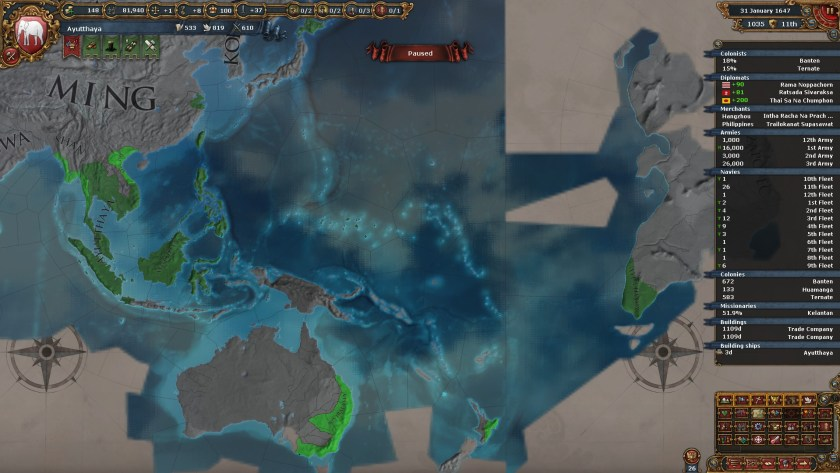 EU4 Asia Regional Power