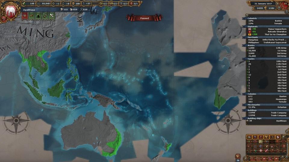 EU4 Asia Regional Power