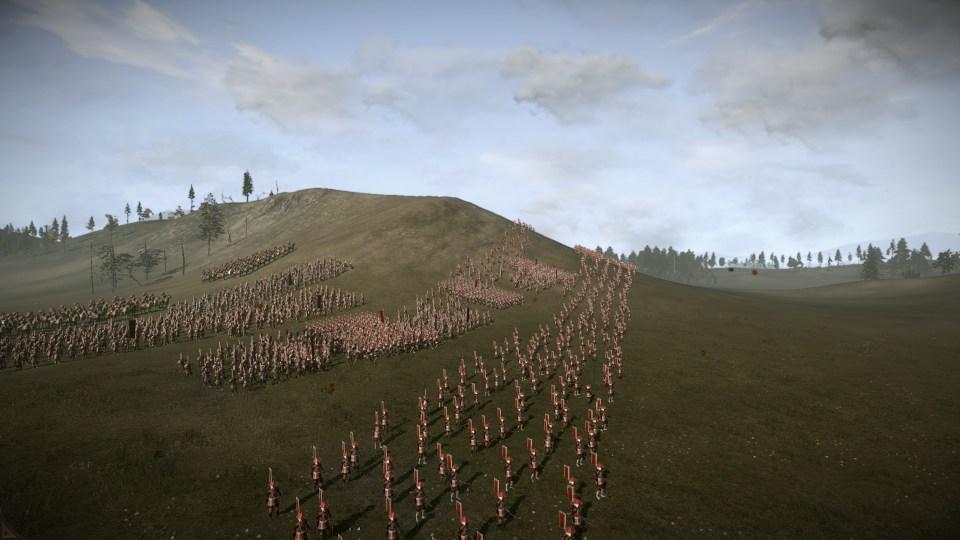S2 army vs last Hatekayama