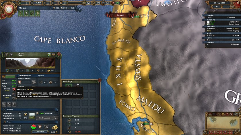 EU4 - Meiguo Gold Mine