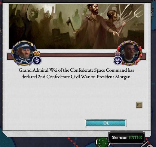 COTC 2nd Civil War