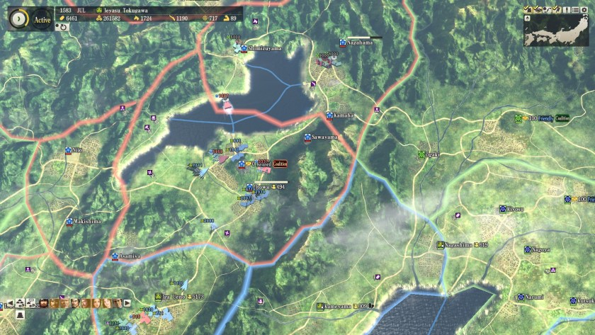 Nobunagas Ambition - Coalition at war