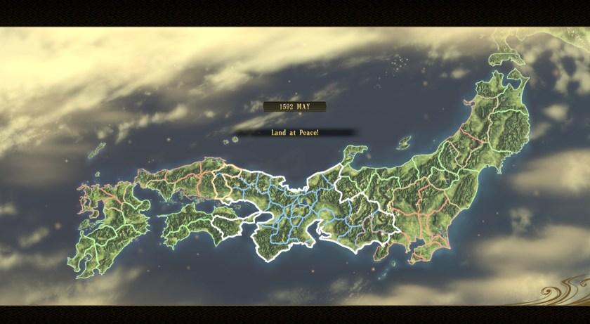 Nobunaga's Ambition - Victory