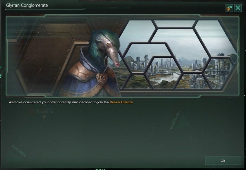 Stellaris - the Deneb Entente