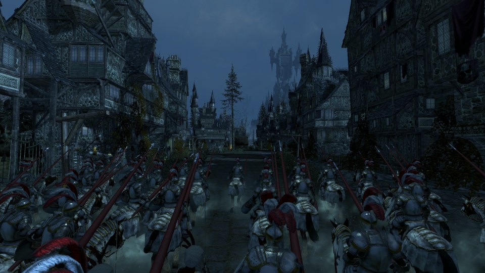 Warhammer - imperial knights