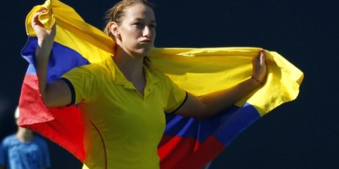 MARIANA DUQUE LIDERARÁ A COLOMBIA EN COPA FEDERACIÓN