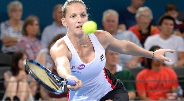 LISTAS LAS FINALES EN LOS WTA BRISBANE, SHENZHEN Y AUCKLAND