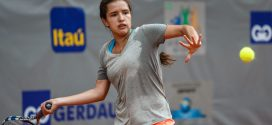 María Camila Osorio empezó con pie derecho en el Banana Bowl