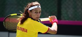 MARIANA DUQUE NO ESTARÁ CON COLOMBIA EN FED CUP