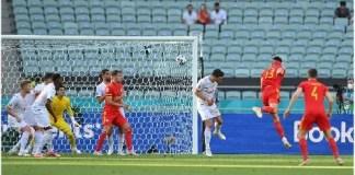 EURO 2020 - Wales vs Switzerland