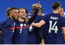 International Friendlies - France VS Wales