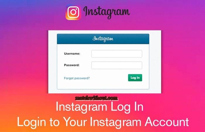 Steps On Instagram Account Log In | Instagram Sign In Mobile App