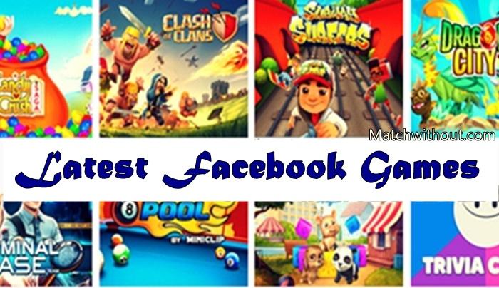Latest Facebook Games: Instant FB Games - Access Facebook Games