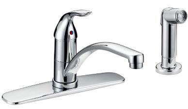 bl 140c single handle 8 kitchen faucet