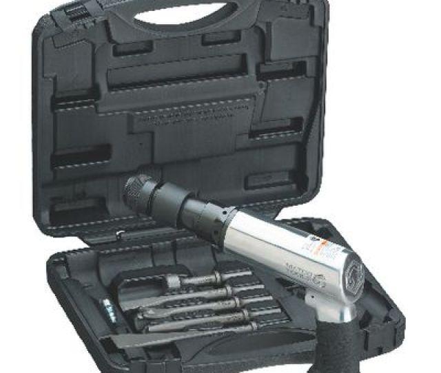 Long Barrel Air Hammer Kit Matco Tools