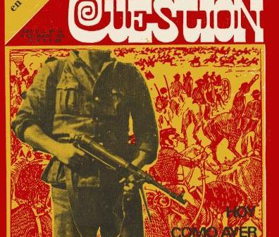 Revista Cuestión N° 19 Hoy como ayer pelean los orientales