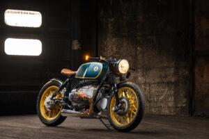 Incerum customs – Green BMW R100