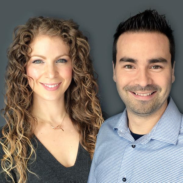 Valérie et Pascal Lapensée