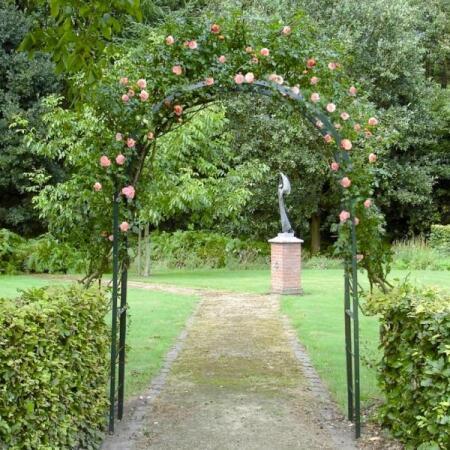 arche massive pour rosiers 150 x 40 x 230 cm