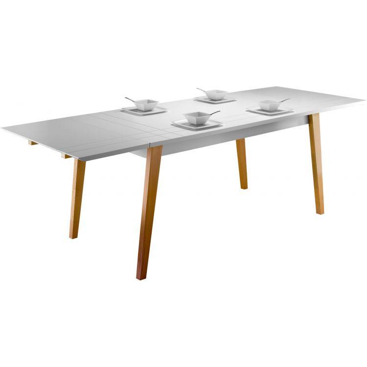 table de salle a manger extensible scandinave bristol