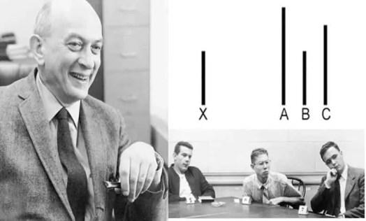 Solomon Asch ve Konformizm Deneyi – Matematiksel