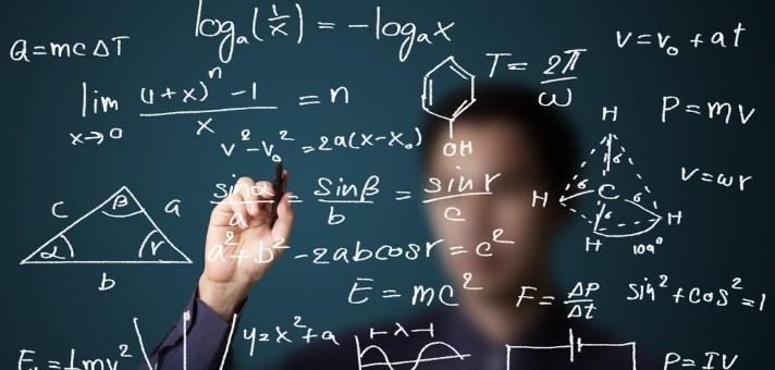 ¡Las Matemáticas te perseguirán!