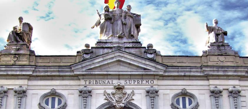 Resultado de imagen de tribunal supremo