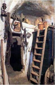 Matera Casa grotta