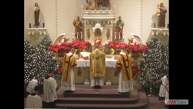 Christmas Midnight Mass