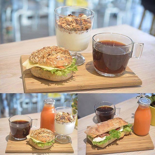 Frukost när DU vill. Våra frukostpaket kan du köpa när du vill under våra öppettider. Det är du som bestämmer när du vill äta frukost. #frukostnärduvill #materiapopup #materiamajorna