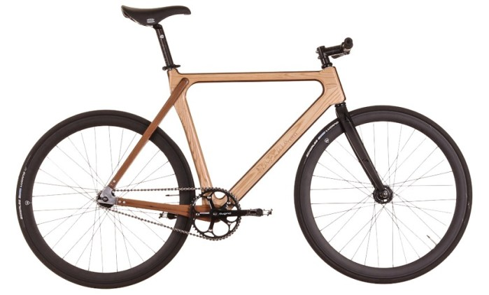 Fixed-gear Bike Wudu