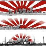 Charge: terremoto, tsunami e explosão de usina nuclear no Japão