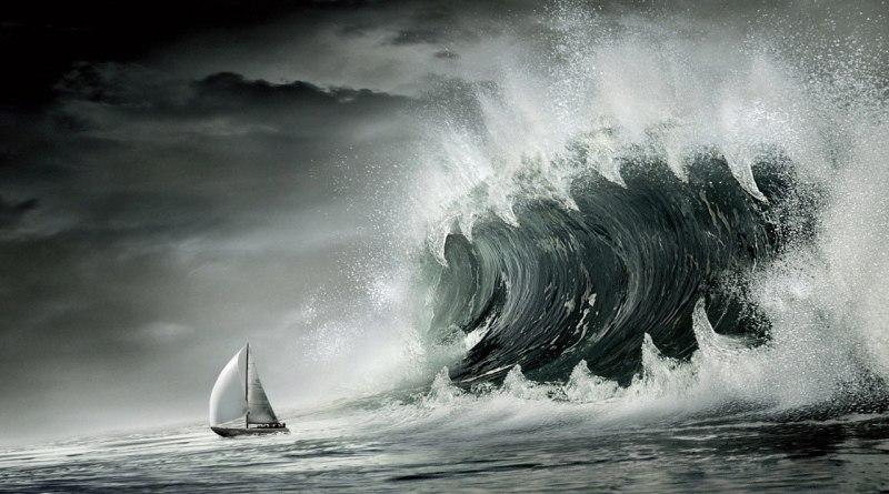 Wallpaper de Tsunami