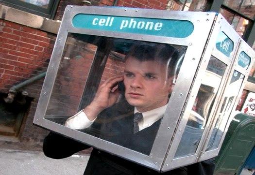 Telefone Celular - privacidade