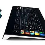 O novo teclado 'sem teclas' da Apple para computador