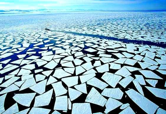 Derretimento Polo Norte