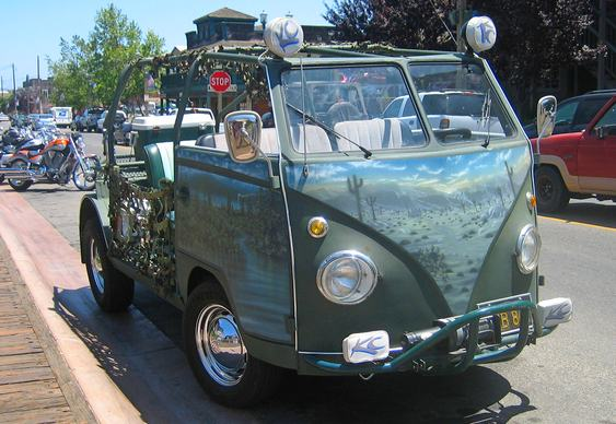 Kombi Baja VW