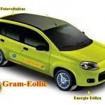 Gram-Eollic, o primeiro carro quadriflex do mundo, é brasileiro