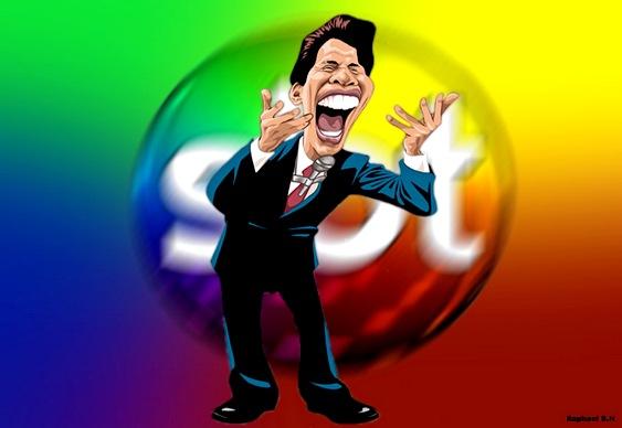 Cartum - Silvio Santos