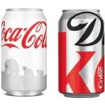 Coca-Cola aposenta lata branca por desagradar consumidor