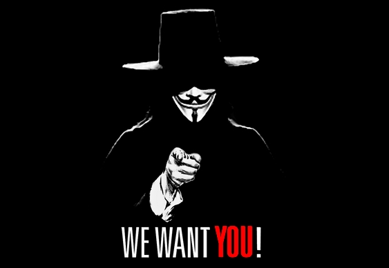 Anonymous - We Are Legion