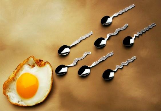 Esperma deixa a mulher mais calma