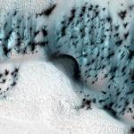 Nasa libera novas e estranhas imagens do solo de Marte