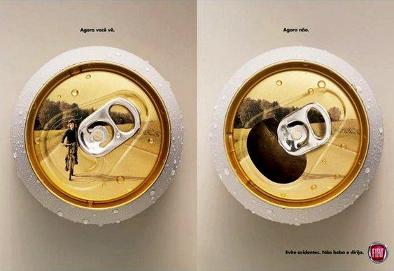 Fiat - Se beber não dirija