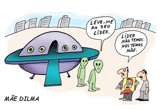 Dia das Mães - Presidenta Dilma
